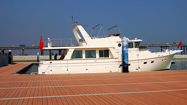 专业建造游艇码头工程15920552310