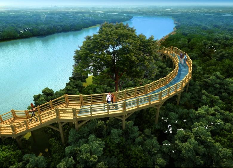 Constant bridge landscape 004#