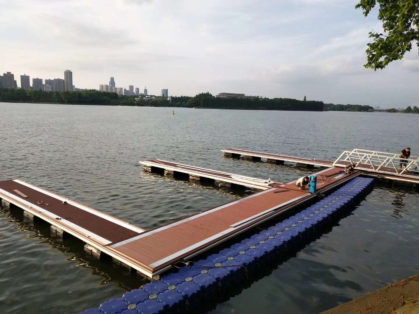 Hengqiao Dragon Boat Race Dock