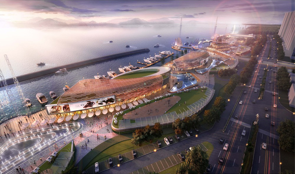 Marina Culture Concept Plan