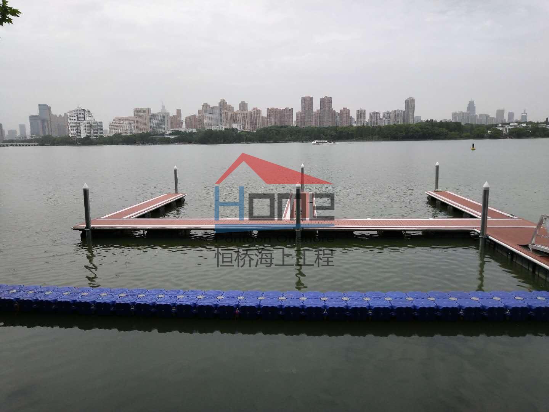 武汉龙舟赛事码头